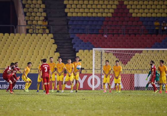 syria-football-team-malaysia