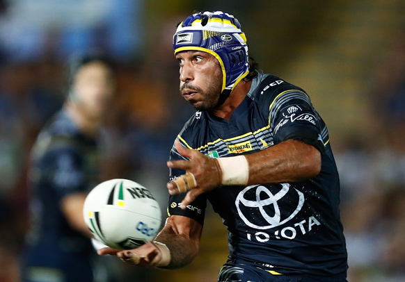 Johnathan Thurston Cowboys
