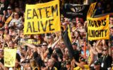 AFL Finals 2017 Richmond fans