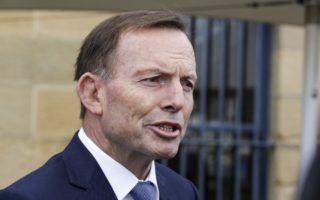 Tony Abbott headbutt