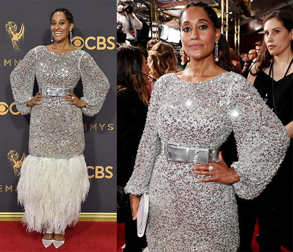 tracee ellis ross at the emmys