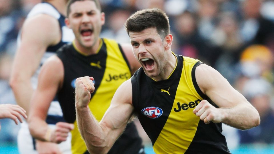 Trent Cotchin cleared by MRP