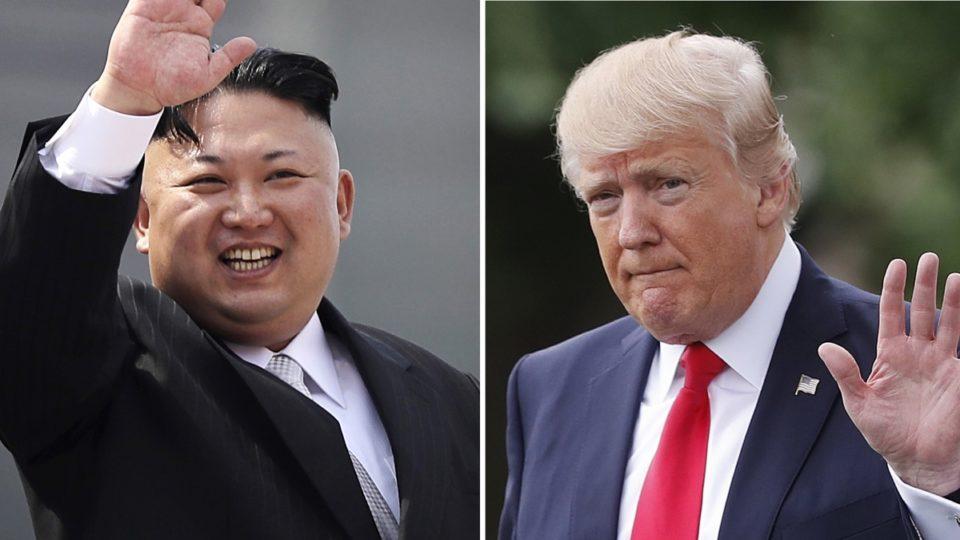 North Korea trump kim