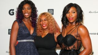 Serena Williams Venus Williams Mother