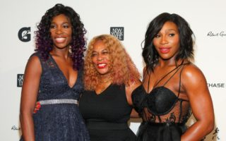 Serena Williams Venus Williams Mother