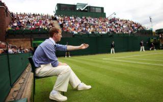 Wimbledon Line Judge Tennis