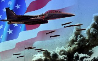 american bombing syria
