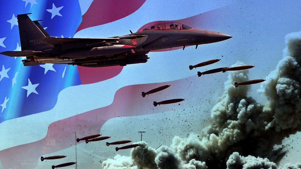 american bombing syria