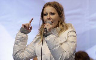 Ksenia Sobchak russia paris hilton