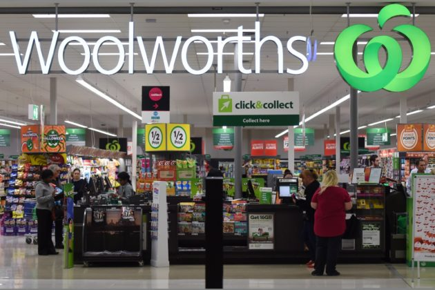 Woolworths finally outdoes Coles in sales growth.
