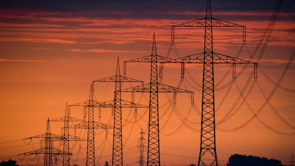 Rent charged by poles and wires accounts for almost half of your energy bill.