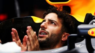Daniel Ricciardo Malaysia GP