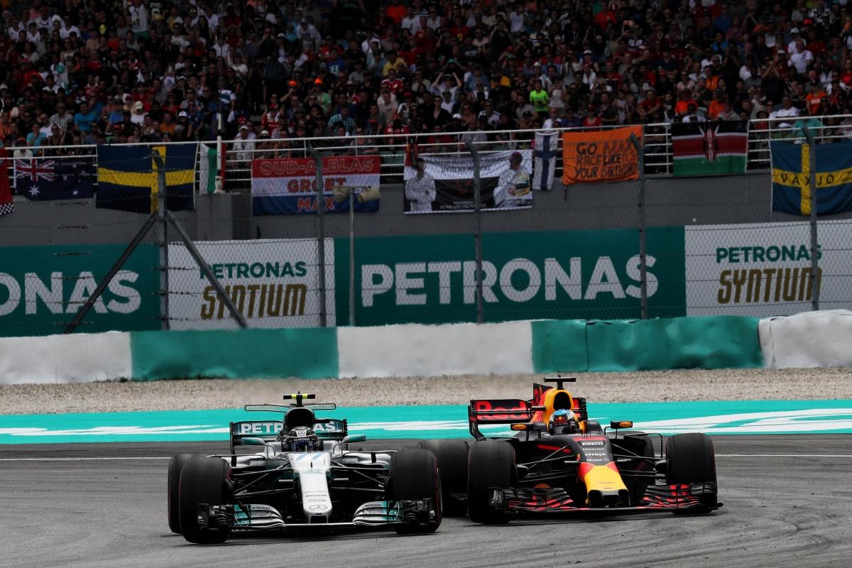 Malaysia GP Ricciardo