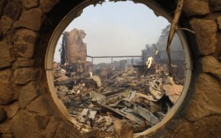 California bushfires