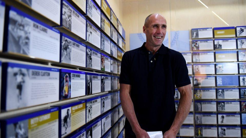 Tony Lockett Hall of Fame