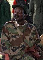 Ugandan rebel leader Joseh Kony
