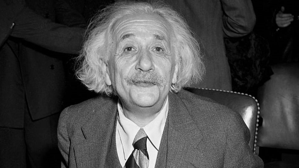 Albert Einstein anti-semitism letter