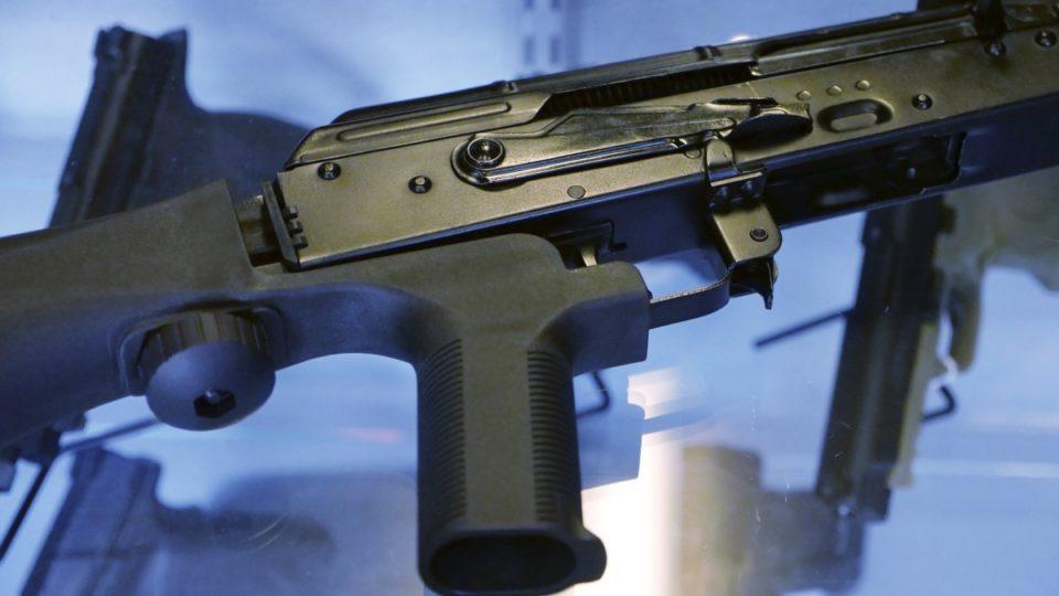 Las Vegas Shooting bump stock