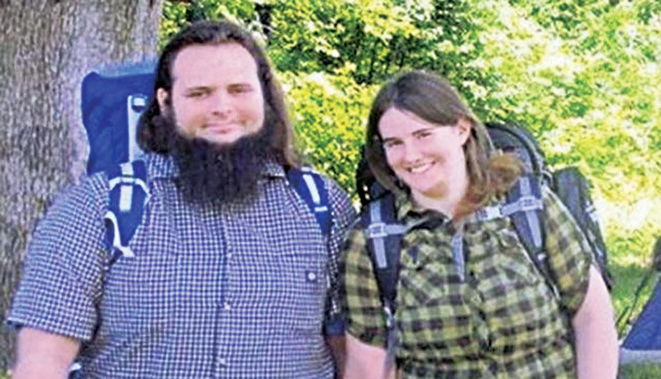 Canadian Family Caitlan Coleman and Joshua Boyle