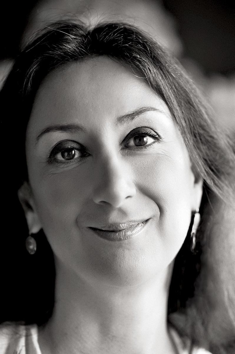 Daphne Caruana Galizia to be honoured at Rory Peck Awards