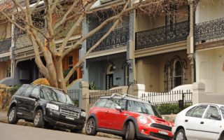 Young Australians are being squeezed out of property market.