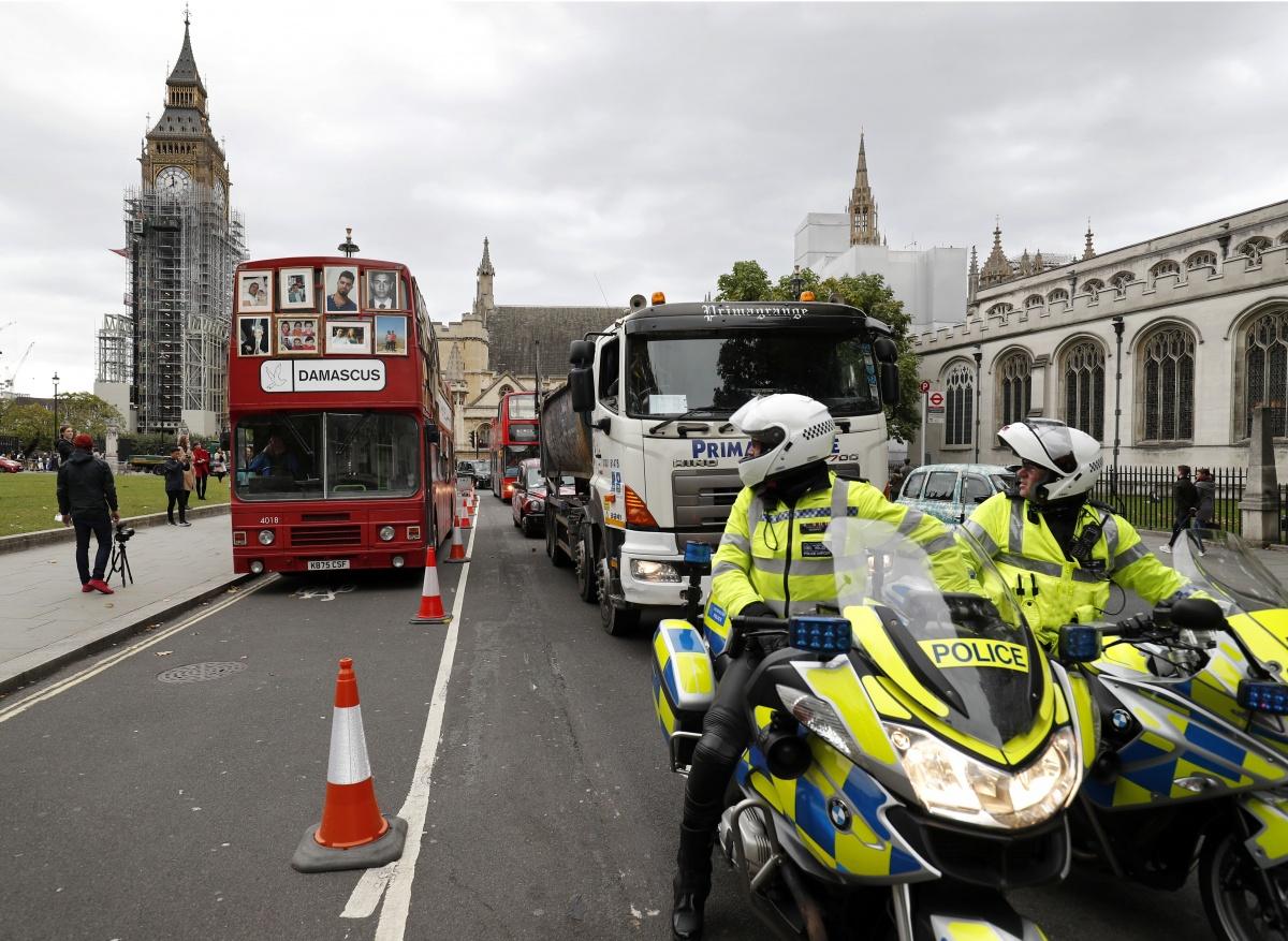 UK Britain police