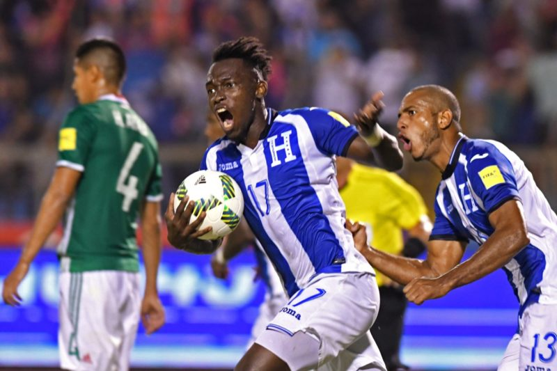 Socceroos Honduras