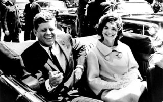 Release of the files on the John F Kennedy assassination