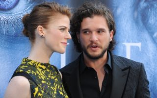 Kit Harington Rose Leslie