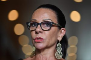 Linda burney son