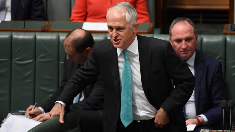 cancer Malcolm Turnbull