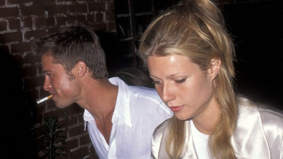 Brad Pitt threatened Harvey Weinstein over Gwyneth Paltrow
