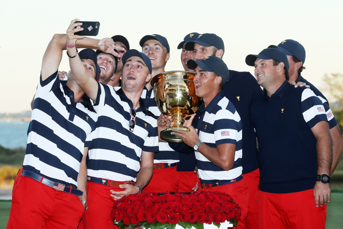 Presidents Cup US team