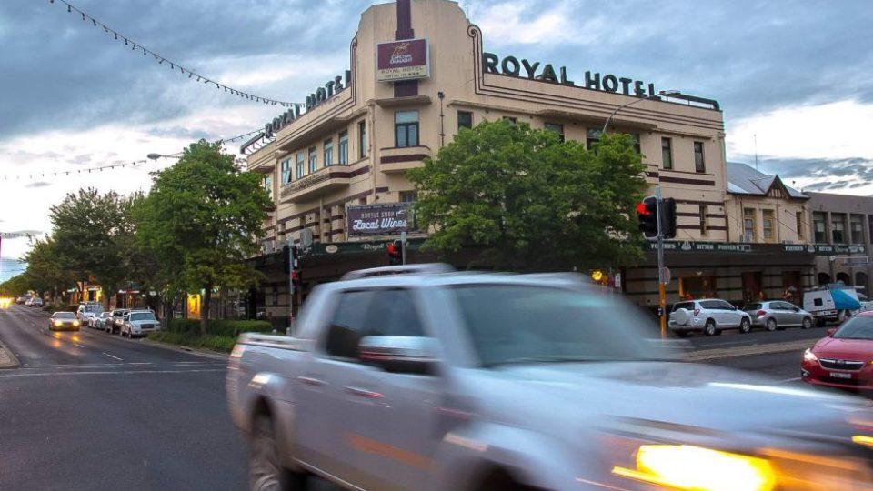 Royal Hotel Orange NSW