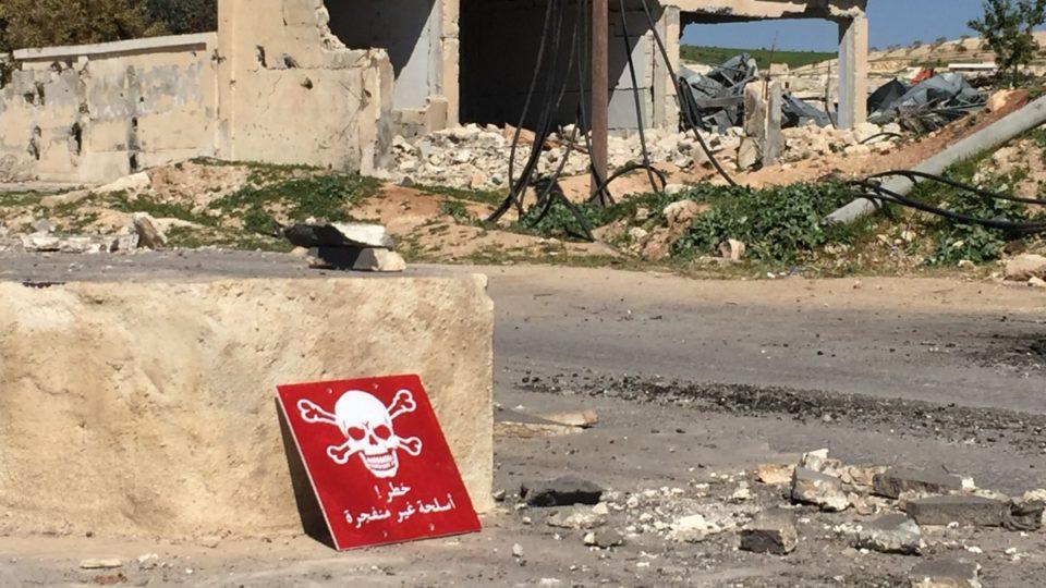 Syria chemcial attack