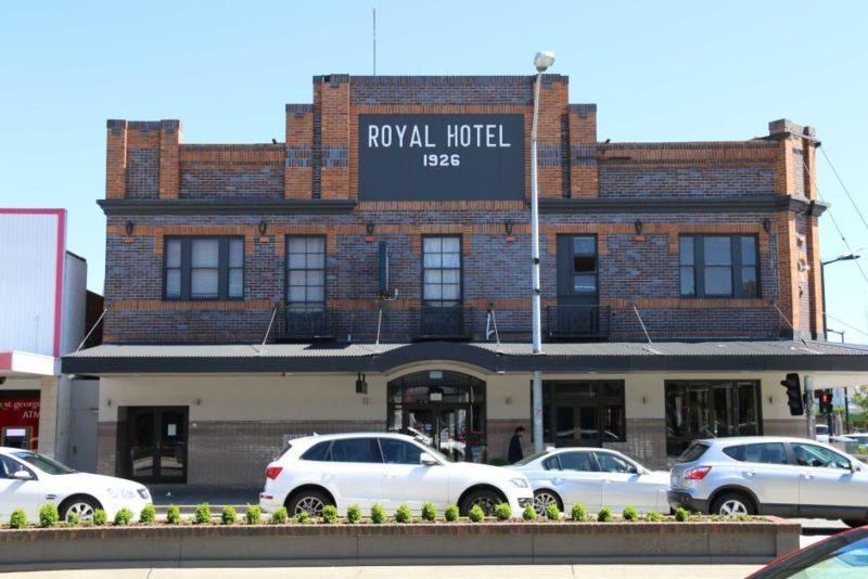 The Royal Hotel, Queanbeyan