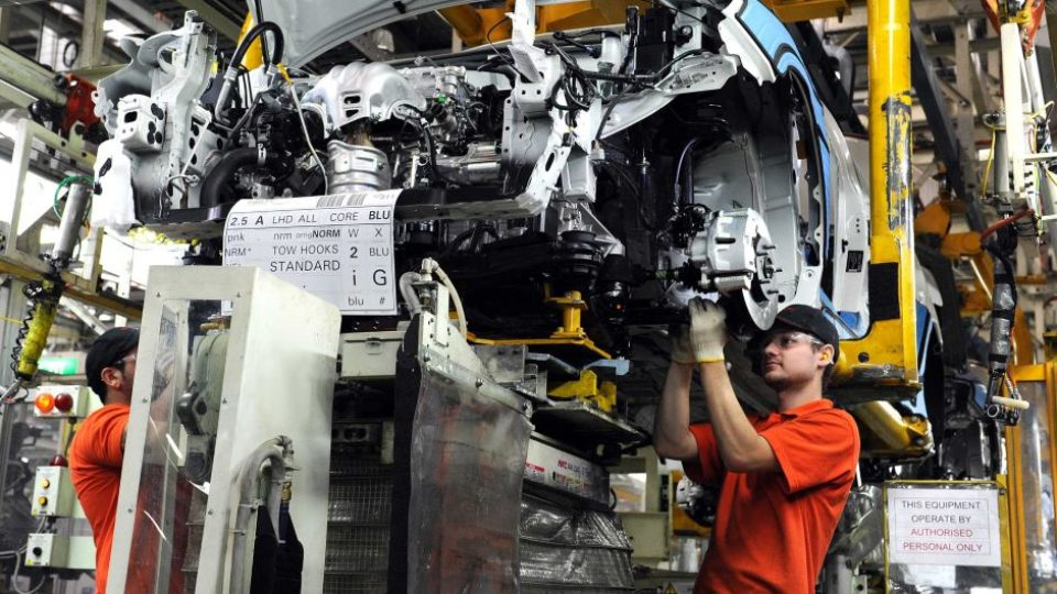 Toyota shuts Altona plant and leaves thousands out of work