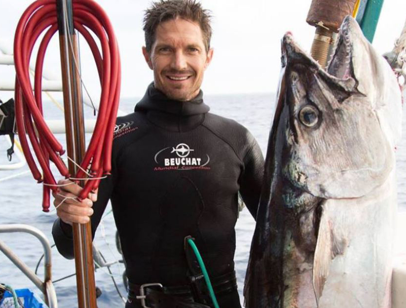 Trawler Ben Leahy