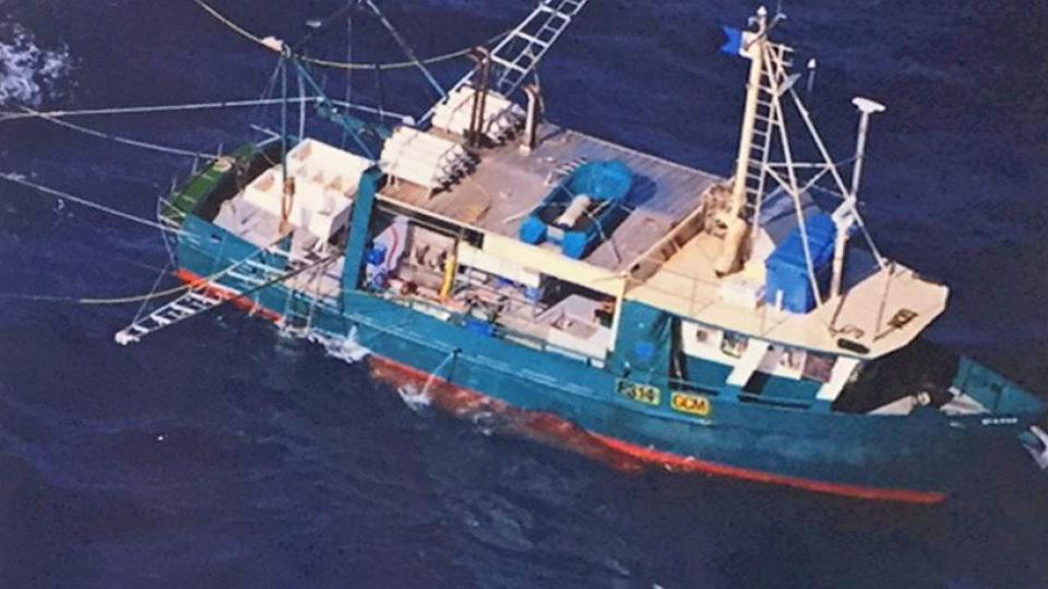 Trawler Diane
