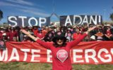 adani protest canberra