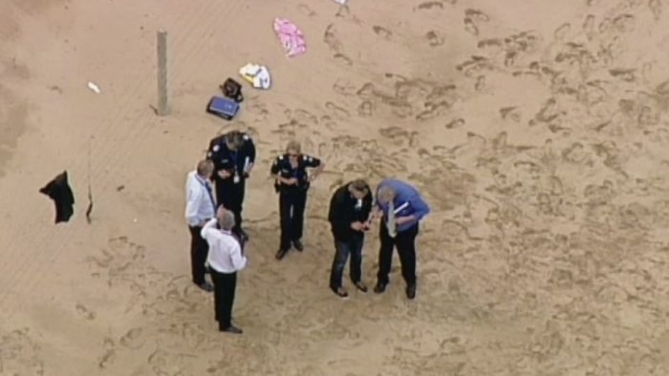 Suspected human remains found at Anglesea
