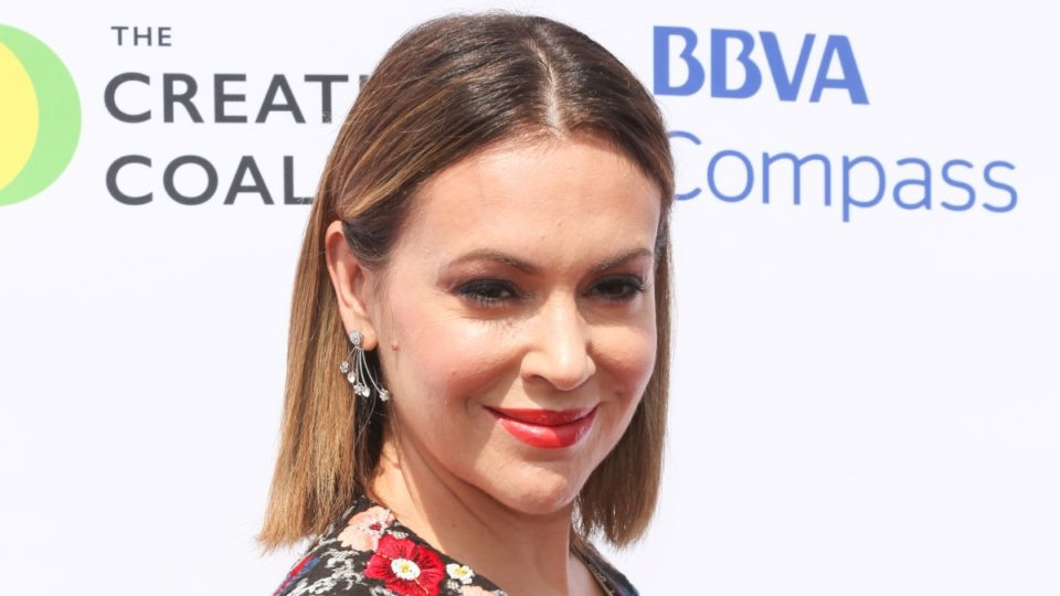 Alyssa Milano and the Me Too hashtag campaign