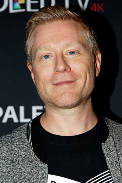 Anthony Rapp said he was at Spacey's apartment at the time for a post-show party. Kevin Spacey.