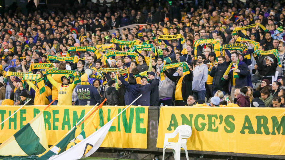 Australian sports fans need to grow up: opinion