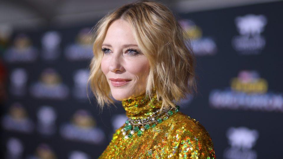 Cate Blanchett style