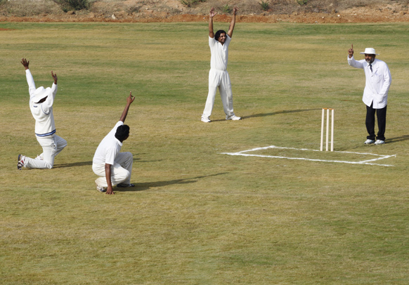 Club Cricket Appeal