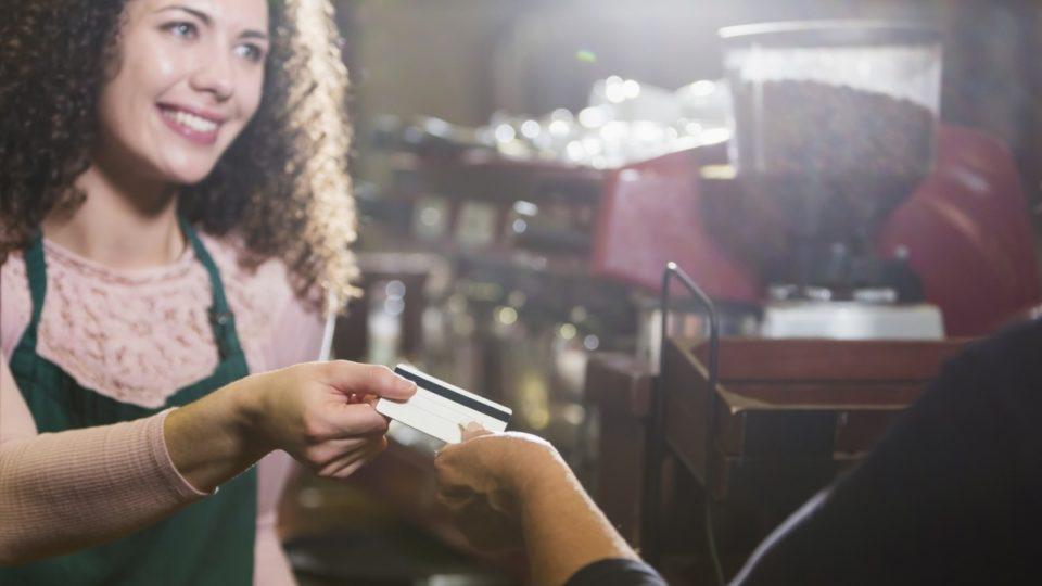 gift card payment stock