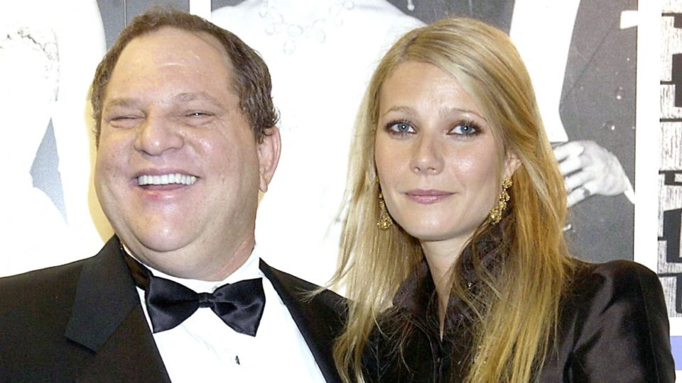 gwyneth paltrow with harvey weinstein