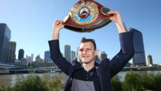 Jeff Horn Boxing