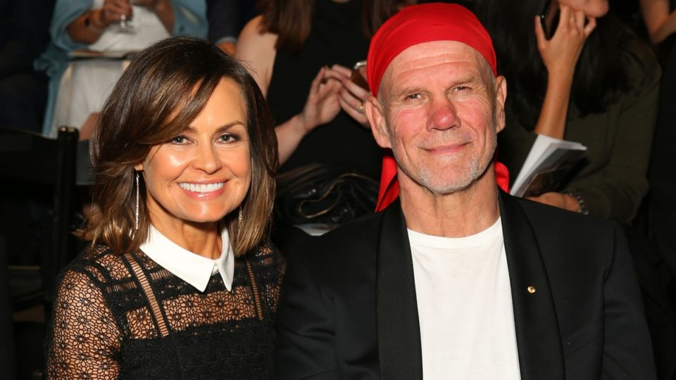 lisa wilkinson peter fitzsimons